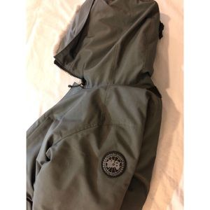 Canada Goose Chateau Parka Brown